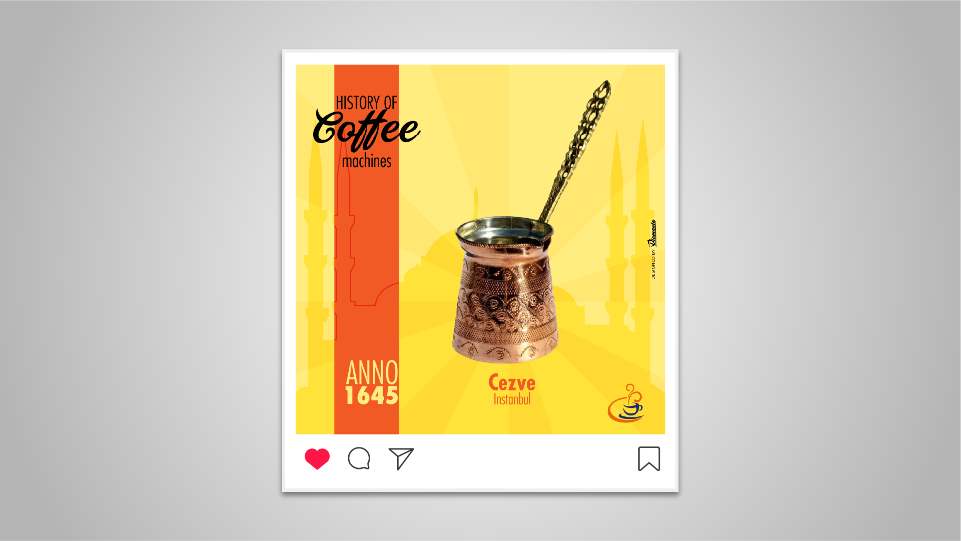 caffettiera turca