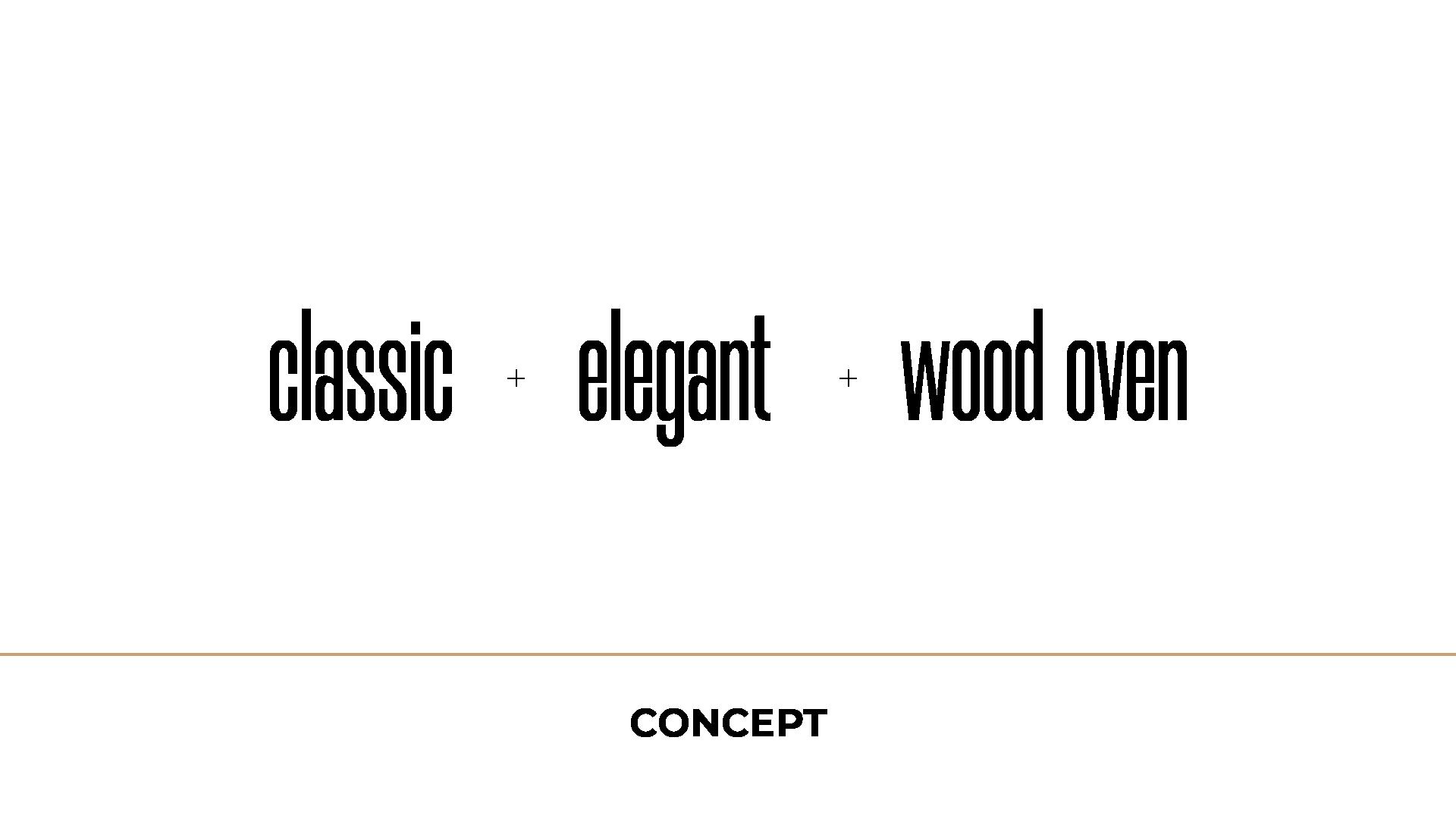 concept logo di milia