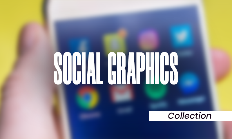 social graphic collection